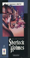 The Lost Files of Sherlock Holmes 3DO Front Cover