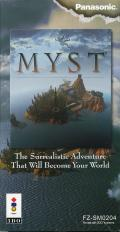 Myst 3DO Front Cover