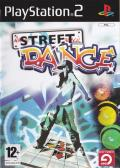 Street Dance PlayStation 2 Front Cover