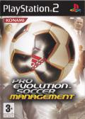 Pro Evolution Soccer: Management PlayStation 2 Front Cover