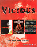 Vicious Windows Front Cover