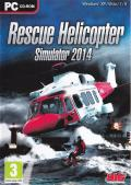 Rescue Helicopter Simulator 2014 Windows Front Cover