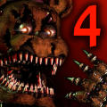 Five Nights at Freddy's 4 iPad Front Cover