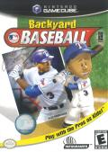 Backyard Baseball GameCube Front Cover