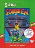 Squish 'em Commodore 64 Front Cover