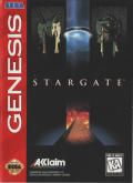Stargate Genesis Front Cover