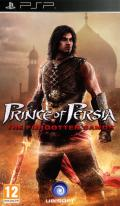 Prince of Persia: The Forgotten Sands PSP Front Cover