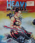 Heavy Metal: F.A.K.K. 2 Macintosh Front Cover