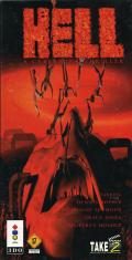 Hell: A Cyberpunk Thriller 3DO Front Cover