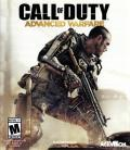 Call of Duty: Advanced Warfare Xbox One Front Cover