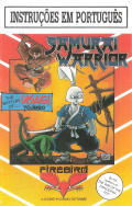 Samurai Warrior: The Battles of.... Usagi Yojimbo ZX Spectrum Front Cover