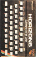 Horizons: Software Starter Pack ZX Spectrum Front Cover