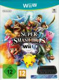 Super Smash Bros. for Wii U (GameCube Adapter Bundle) Wii U Front Cover