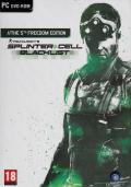 Tom Clancy's Splinter Cell: Blacklist (The 5th Freedom Edition) Windows Front Cover