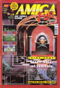 The Seven Gates of Jambala Amiga Front Cover