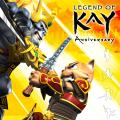 Legend of Kay: Anniversary PlayStation 3 Front Cover