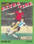 Kick Off: Extra Time Atari ST Front Cover