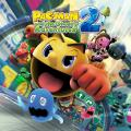 Pac-Man and the Ghostly Adventures 2 PlayStation 3 Front Cover