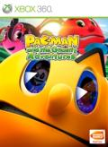 Pac-Man and the Ghostly Adventures Xbox 360 Front Cover