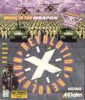 Revolution X DOS Front Cover