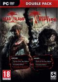 Double Pack: Dead Island / Dead Island: Riptide Windows Front Cover