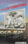 Attack of the Killer Tomatoes ZX Spectrum Front Cover