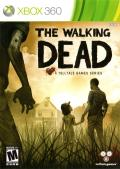 The Walking Dead Xbox 360 Front Cover
