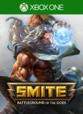 Smite Xbox One Front Cover 1st version