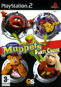 Jim Henson's Muppets Party Cruise PlayStation 2 Front Cover