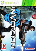 Inversion Xbox 360 Front Cover
