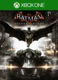 Batman: Arkham Knight Xbox One Front Cover 1st version