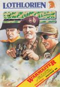 Confrontation ZX Spectrum Front Cover