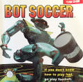 Bot Soccer DOS Front Cover