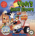 Yogi's Great Escape Atari ST Front Cover