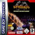 BattleBots: Beyond the Battlebox Game Boy Advance Front Cover