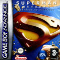 Superman Returns: Fortress of Solitude Game Boy Advance Front Cover