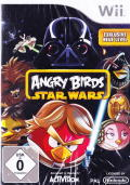 Angry Birds: Star Wars Wii Front Cover