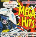 10 Mega Hits ZX Spectrum Front Cover