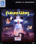 Future Wars: Adventures in Time DOS Front Cover