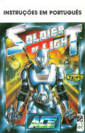 Soldier of Light ZX Spectrum Front Cover