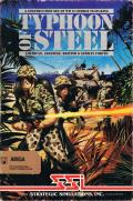 Typhoon of Steel Amiga Front Cover
