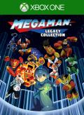 Mega Man: Legacy Collection Xbox One Front Cover 1st version