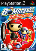 Bomberman Hardball PlayStation 2 Front Cover
