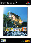 Lake Masters Ex PlayStation 2 Front Cover