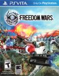 Freedom Wars PS Vita Front Cover