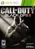 Call of Duty: Black Ops II Xbox 360 Front Cover