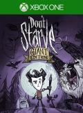 Don't Starve + Reign of Giants Xbox One Front Cover