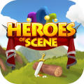 Heroes of Scene iPad Front Cover