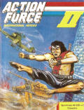 Action Force II: International Heroes ZX Spectrum Front Cover