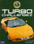 Lotus Turbo Challenge 2 Atari ST Front Cover